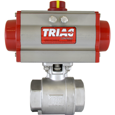 22 Series Automated Ball Valve