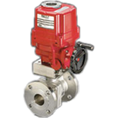 F90 Series Automated Ball Valve
