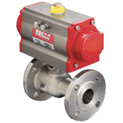 F91 Series Automated Ball Valve