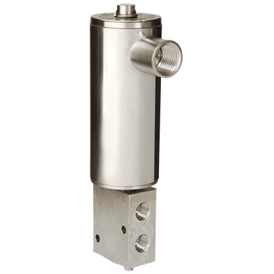 FP06P 3/2 Slimline Direct-Acting Solenoid Valve