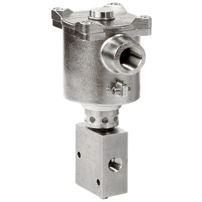FP06P 3/2 Standard Direct-Acting Solenoid Valve