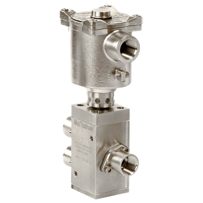 FP12P 3/2 Direct-Acting Solenoid Valve