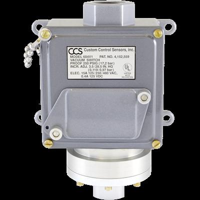 604V Series Pressure Switch