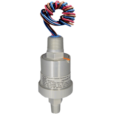 611GZE8100 Series Pressure Switch