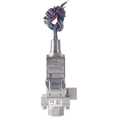 6900DZE Series Pressure Switch