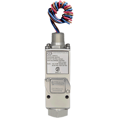 6900GCZZE5Y Series Pressure Switch