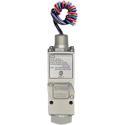 6900P Series Pressure Switch