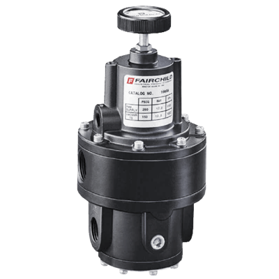 Model 1600A High Flow Vacuum Regulator