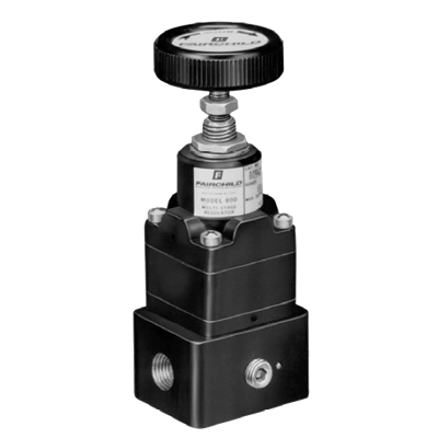Model 80D Compact Multi-Stage Precision Pressure Regulator