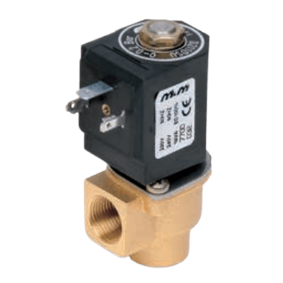 211 2/2-Way Direct-Acting Solenoid Valve, G 3/8""