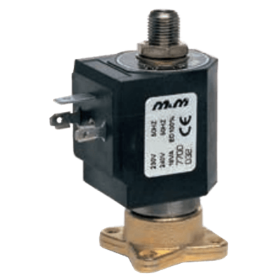D301, RD301 3/2-Way Direct-Acting Solenoid Valve