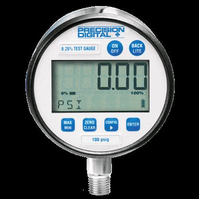 PD233/PD243/PD253 Pressure Gauge