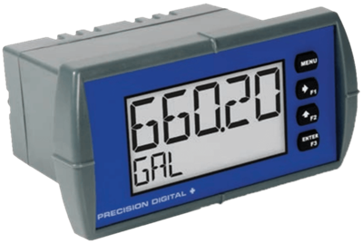 PD6600 series Loop Leader Loop-Powered Process Meter