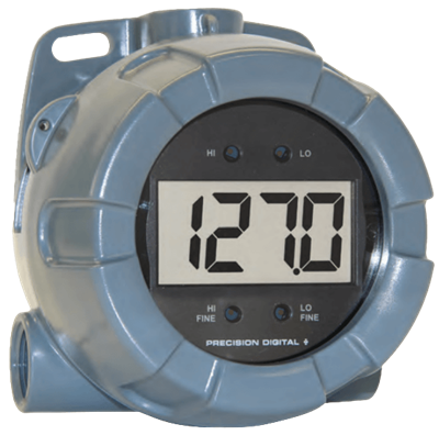 PD6770 Vantageview NEMA 4X Large Display Loop-Powered Meter