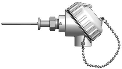 Miniature Sanitary CIP RTD Sensors