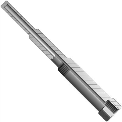 Standard-Duty Threaded Thermowells