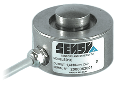 5910 Low Profile Compression Load Cell