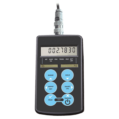INDI-PSD Hand Held Display for Strain Gauge Based Tranducer