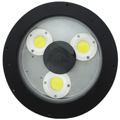 L1704C (COB) Explosion-Proof LED Light with IP Camera