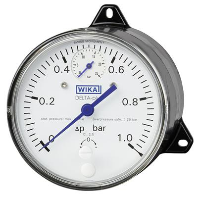 Model DPG40 Differential Pressure Gauge